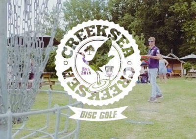 Creeksea Disc Golf – Promo