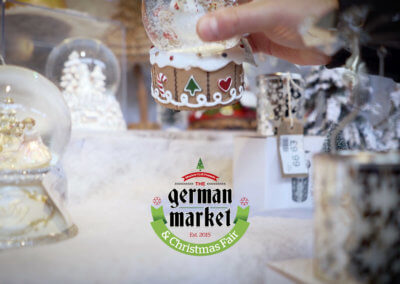 Meadowcroft Garden Centre – German Christmas Market Promo
